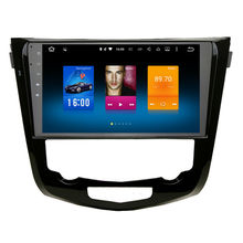 Car 2 din android GPS for Nissan X-trail 2013+ autoradio navigation head unit multimedia 4Gb+32Gb 64bit Android 6.0 PX5 8-Core