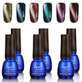Candy Lover Gel Nail Polish Cat Eyes New Style Gel With Free Magnet Stick LED UV Gel Lacquer Long Lasting Gel Polish Color