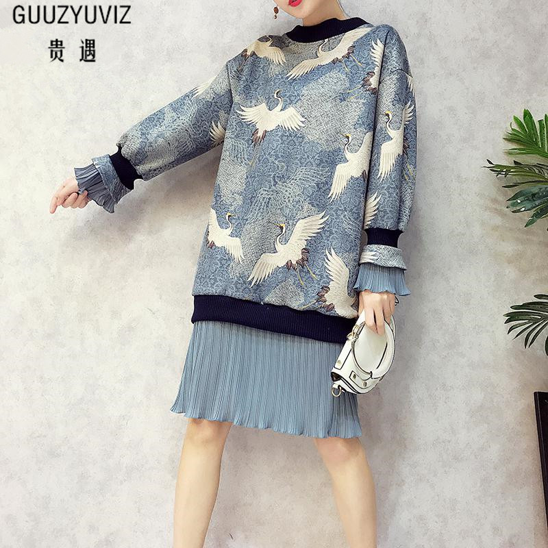 27ea8265de Buy pullovers oversized dress and get free shipping on AliExpress.com