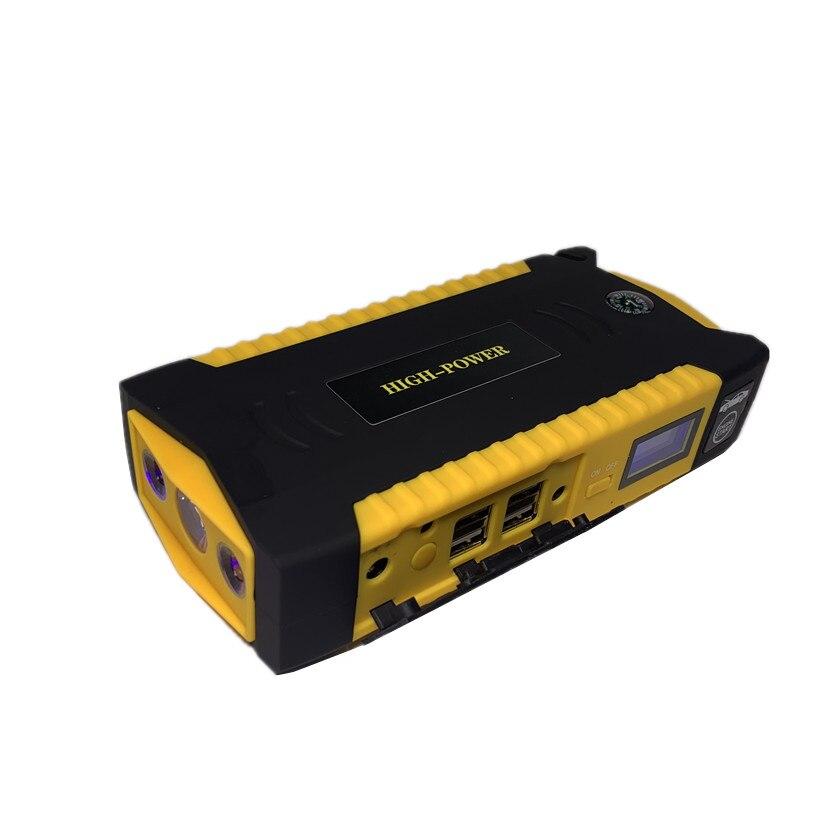 Mejor Multi-función Mini portátil cargador de batería de emergencia coche de arranque salto 16000 mAh de energía Banco dispositivo de arranque - 4