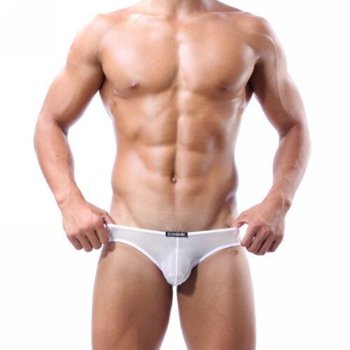Popular Men White Briefs-Buy Cheap Men White Briefs lots from ...