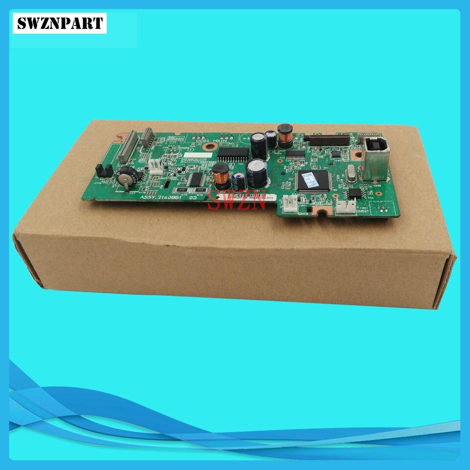 Formatter pca assy placa lógica placa principal placa mãe mainboard para epson l220 220 l222