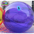 Hot water game toys in summer good quality bubble water roller ball