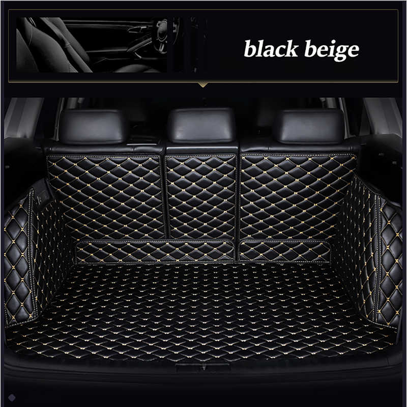 革車のトランクマットトヨタカムリ RAV4 アコードカローラアルティマ CRV 融合エスケープエクスプローラ 3D 車スタイリング貨物ライナー