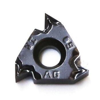 16IRAG55-B AH725,100% original Tungaloy carbide threading insert for thread turning tool holder boring bar cnc machine