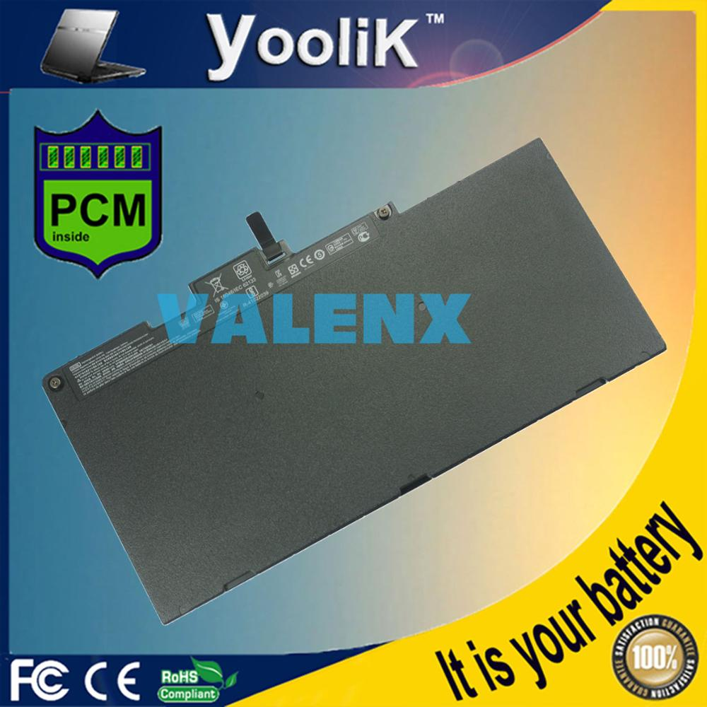 CS03XL Laptop Battery For HP EliteBook 848 G3 ZBook 15u G3, 745 G3,840 G2,850 G3 Notebook T7B32AA CS03046XL 800231-1C1 HSTNN-IB6 пресс машина matrix g3 s51
