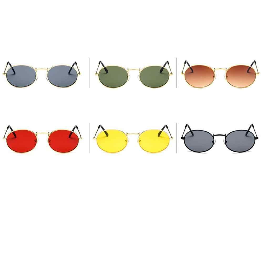 MISSKY, pequeñas gafas de sol redondas para mujer, marca de diseñador, gafas de sol de Color marino, marco transparente mate, Ojo de Gato, globos de vidrio SAN0