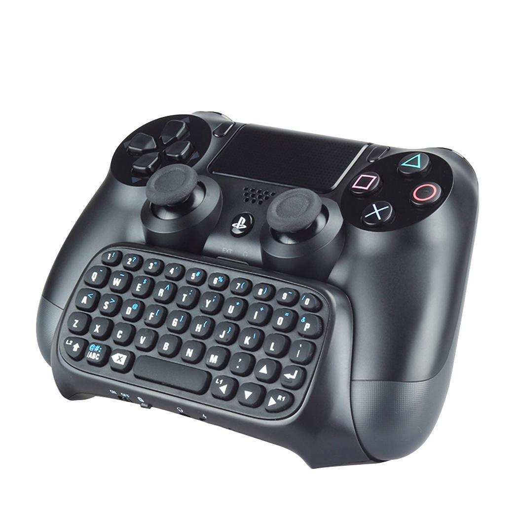 104 Llaves Durable Bluetooth Mini Teclado Inalámbrico Para Este Teclado Inalámbrico Es Para Controlador Ps4 Controlador Elegante En El Olor