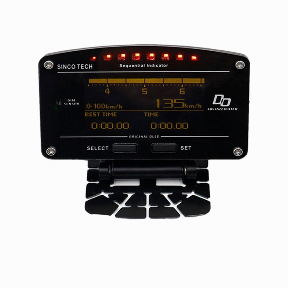 Dynoracing 10 az 1-ben Új stílusú, automatikus sportmérő - Autóalkatrész - Fénykép 2