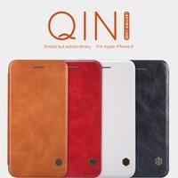 NILLKIN Qin Series Wallet Flip Leather Case For Apple IPhone 6 4 7 Genuine Flip Leather