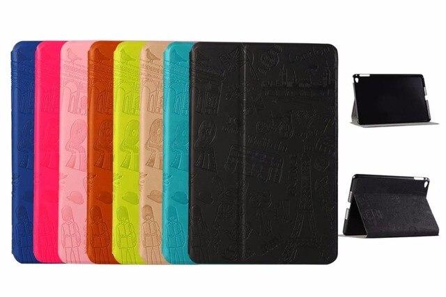 Марка Kaku Для Apple iPad Air1 Воздуха 1 Tablet Case Смарт крышка Сверхтонкий Все Включено Париж Мода Стиль Флип Чехол Для iPad5