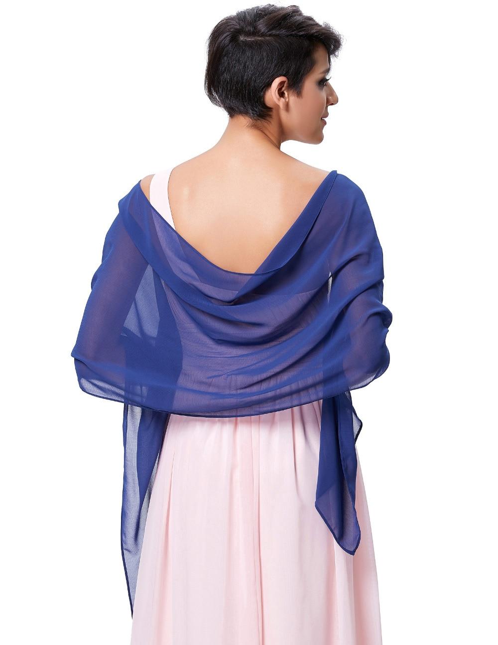 Women   Scarves     Wraps   2017 New Fashion Shawl Neckerchief Bandana Hijab Foulard Solid Royal Blue Wine Chiffon   Scarf   Bufandas