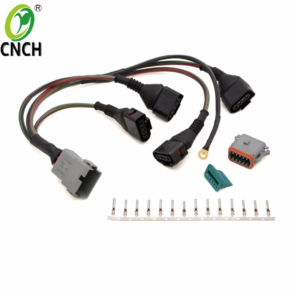 [SCHEMATICS_48IU]  Ignition Coil Wiring Harness Loom For Audi V W 1.8T 97 06  Performance|Cables, Adapters & Sockets| - AliExpress | Ignition Coil Wiring Harness |  | www.aliexpress.com
