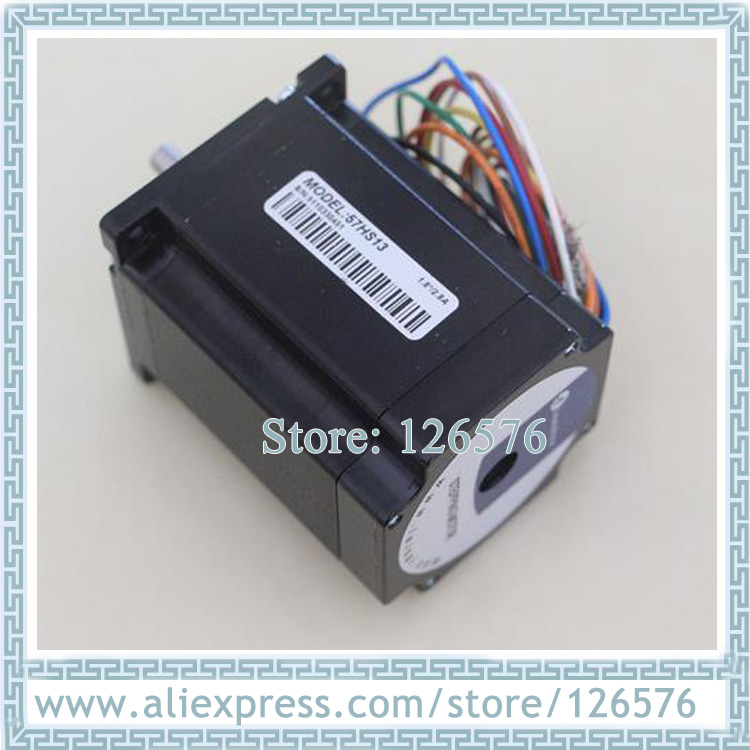 Original Leadshine 2 phase hybrid step motor 57HS13 1.3N.m 2.8A CNC stepper Motor with 8 wires