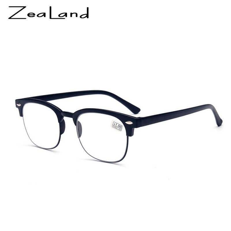 1831ee205a1 zealand fashion Eyewear women men lightweight Reading Glasses hot sale  Eyeglasses Plastic Reader Glasses +1