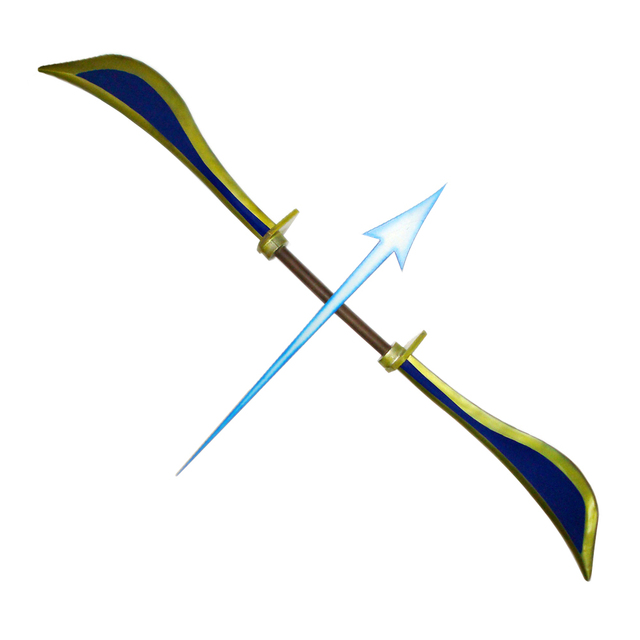 Kid Icarus Uprising Cosplay Pit Bow