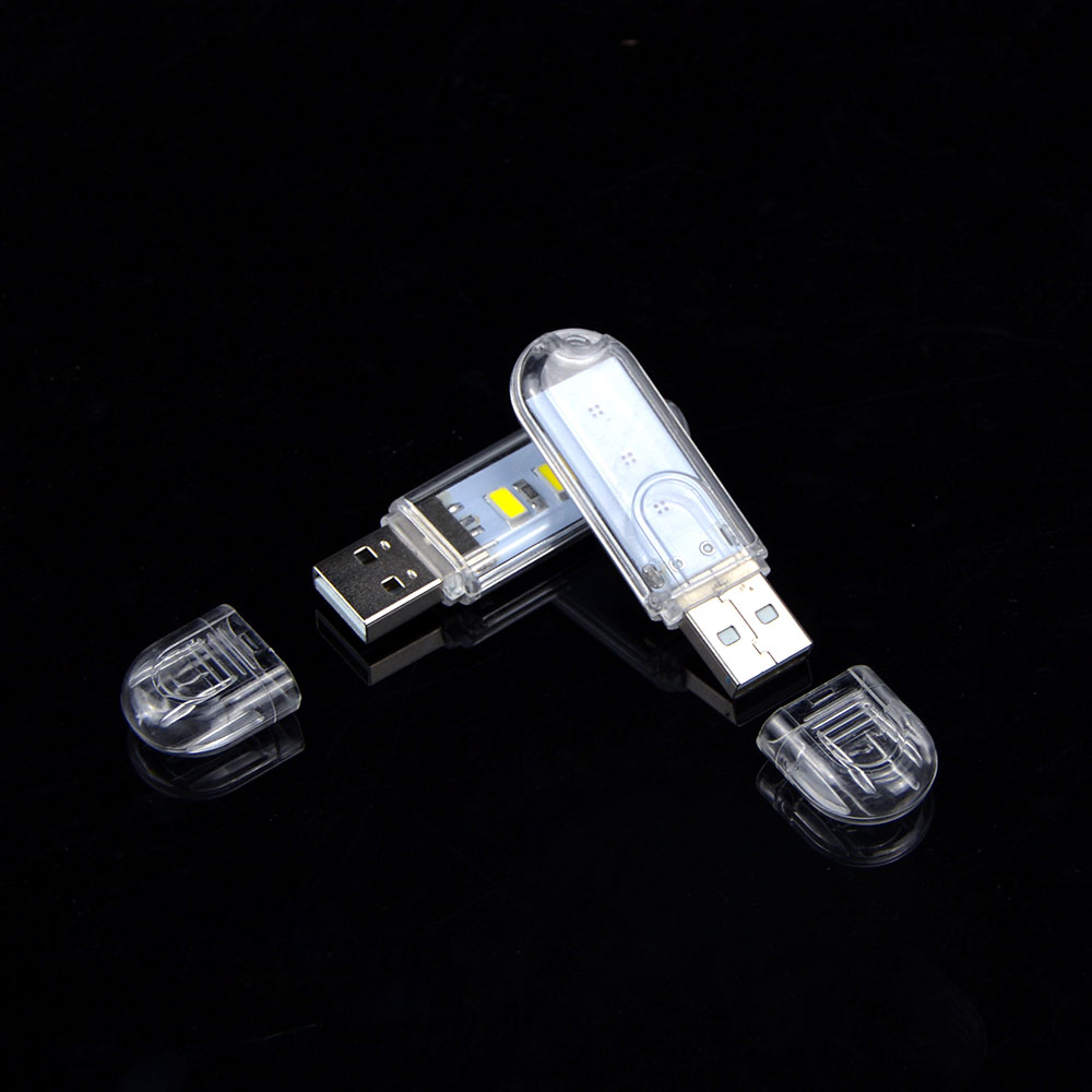 Best Price 1Pcs New Mini USB LED Night light Camping lamp For Reading Bulb Laptops Computer Notebook Mobile Power Charger Warm