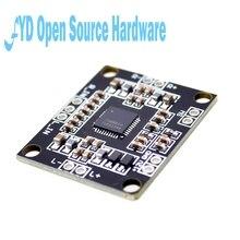 10 шт./лот PAM8610 цифровой усилитель мощности плата 2×15 Вт двухканальный стерео мини-усилитель мощности класса D доска
