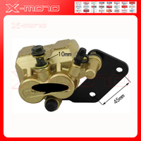 Off Road Motorcycle Accessories Rear Brake Pump On Pump Rear Disc Brake Caliper Assembly