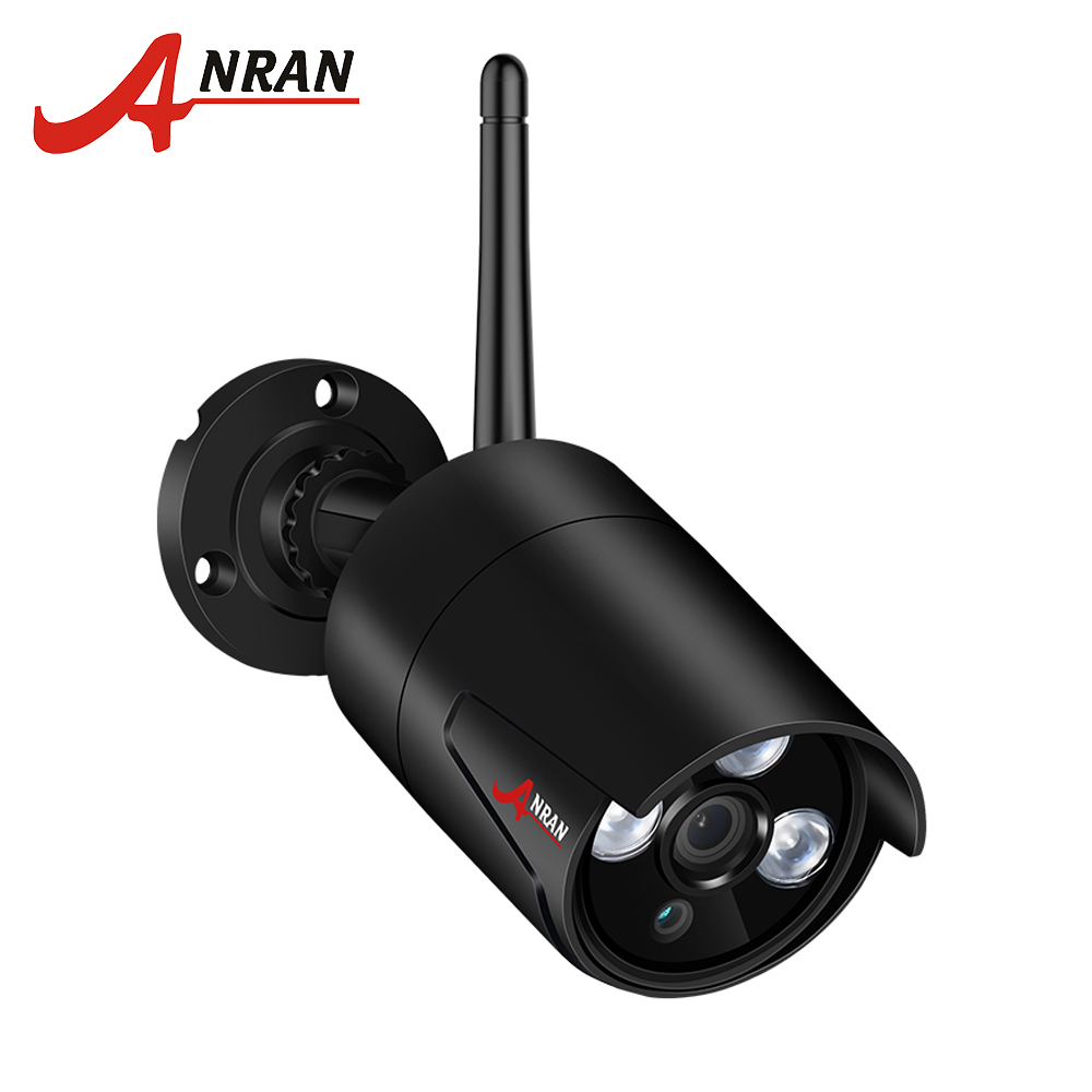ANRAN 2.0MP IP Caméra Wi-fi Extérieure Étanche HD Vidéo Surveillance Caméra de Sécurité Intégré SD Fente Pour Carte Wifi Caméra 1920*1080
