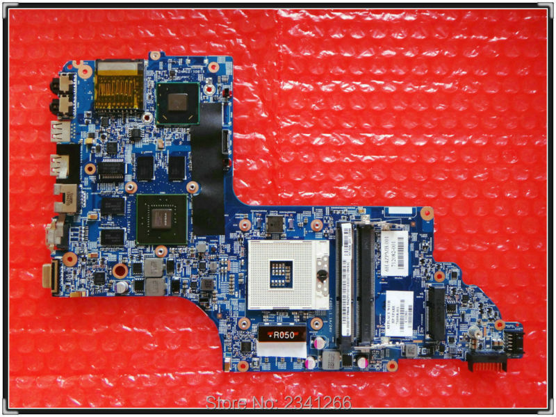 710988-501 710988-001 for HP Pavilion DV6-7000 laptop motherboard DV6T-7000 Notebook 635M 2G System Board Fully Tested 746447 501 746447 001 for hp touchsmart 15 envy15 motherboard hm87 740m 2g notebook system board tested