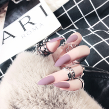 Buy color nail tip and get free shipping on AliExpress com