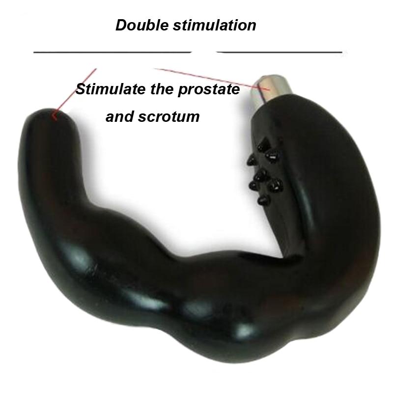 Dildo vibrator invisible butterfly clit stimulator masturbator anal vibrator sex toys for women
