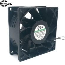 SXDOOL ec fan motoru 92*92*38mm 92mm 110 V 115 V 220 V 230 V 50/60Hz 5 W 3000 RPM 68.5FM kasa soğutma fanı