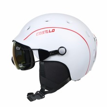 Costelo Airwolf Skateboard Ski Snowboard Helmet ski goggles Integrally-molded Ultralight Breathable Ski Helmet