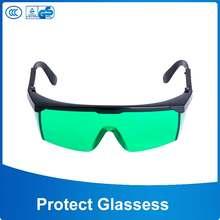 f083c1261f98ed Veiligheidsbril Cnc Laser Module Bril Groen met Frame Laser Goggles  Beschermende 405 Model 405-450nm