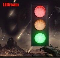 Loft Creative Traffic Light Wall Lamp Restaurant Corridor Corridor Bar Color Cafe Wrought Iron Wall Lamp