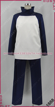 Blood Blockade Battlefront Kekkai Sensen Leonardo font b Watch b font Cosplay Costume top pant