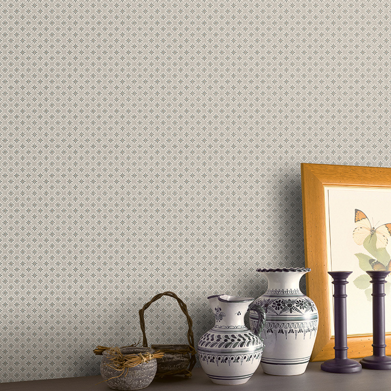 beibehang Simple modern jacquard wallpaper living room bedroom TV background wall shop decoration non woven 3d wallpaper roll