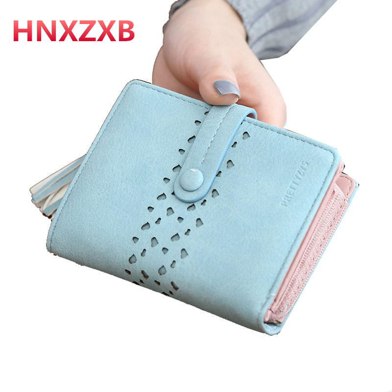 2017 Fashion Women Girl Mini Tassel Short Wallet Coin Purse Credit Card Holder Organizer Pocket Classic Solid New 2 Fold Type simline fashion genuine leather real cowhide women lady short slim wallet wallets purse card holder zipper coin pocket ladies
