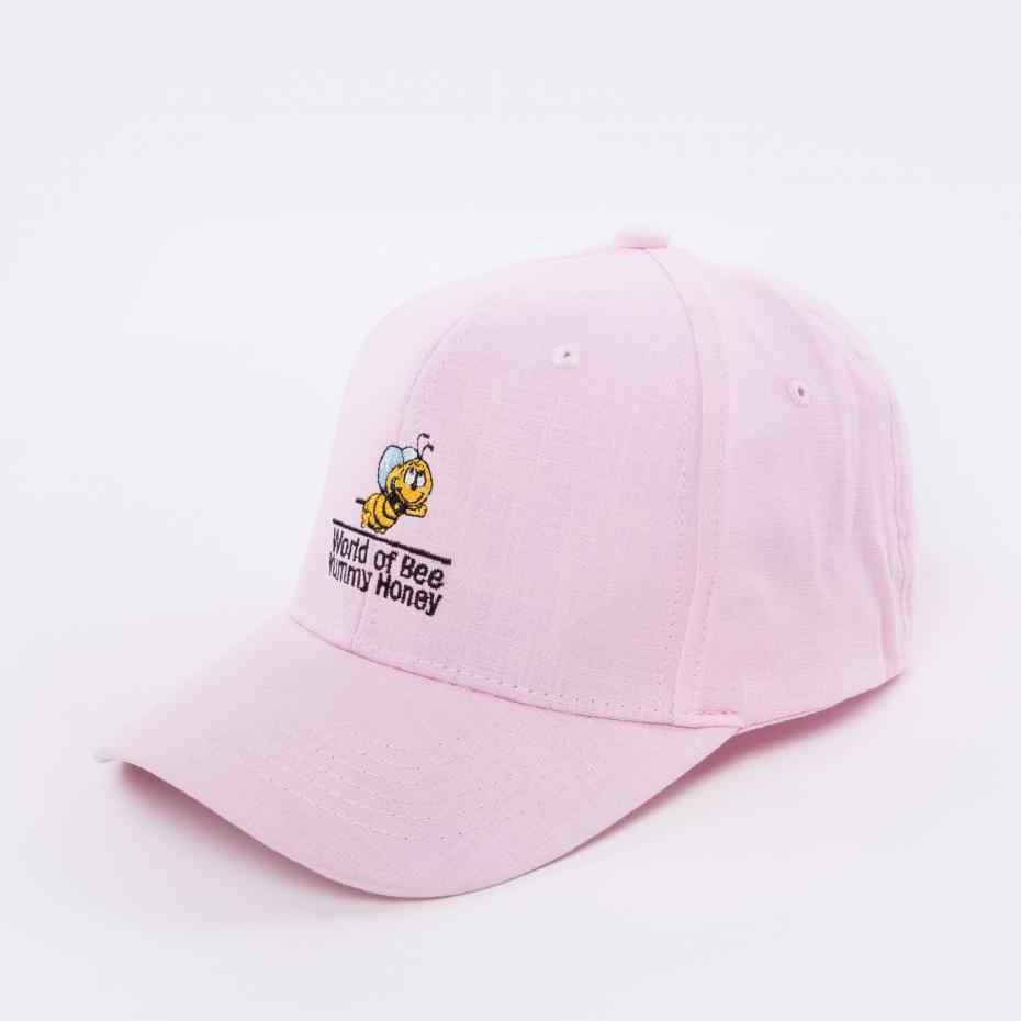 e4ab49fffff COKK Women s Baseball Cap Snapback Hats For Women Men Dad Hat Bee Pattern Hat  Female Cap