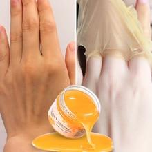 Daralis молоко Мёд парафин Маски для рук увлажняющий уход за руками отбеливающий уход за кожей Инструмент для педикюра рука фильм