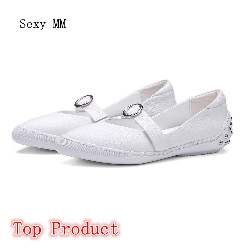 Genuine Leather Wedges Slip On Shoes Women Flats Loafers Wedge Casual Height Increasing Flat Walking Shoes nayiduyun women genuine leather wedge high heel pumps platform creepers round toe slip on casual shoes boots wedge sneakers