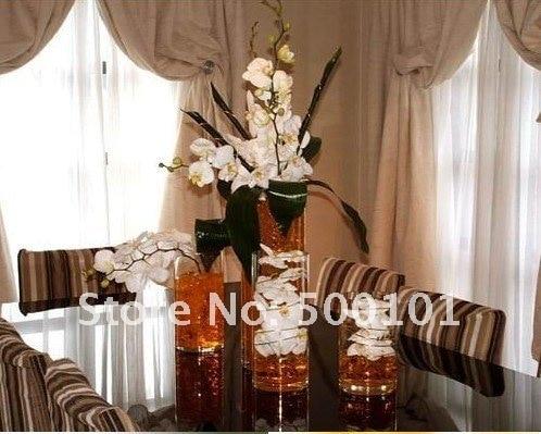 1000 saco/lote, 10 g/saco Magia Planta de Cristal Lama Do Solo Contas De Água Pérola, deco perfeito com vela planta flor 13 Cores