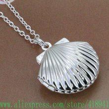 Бесплатная Доставка Новые Марка Дизайн посеребренные Ожерелье, стерлинг-серебро-ювелирные изделия кулон ювелирные изделия/cbxaktea dohamfoa P331(China (Mainland))