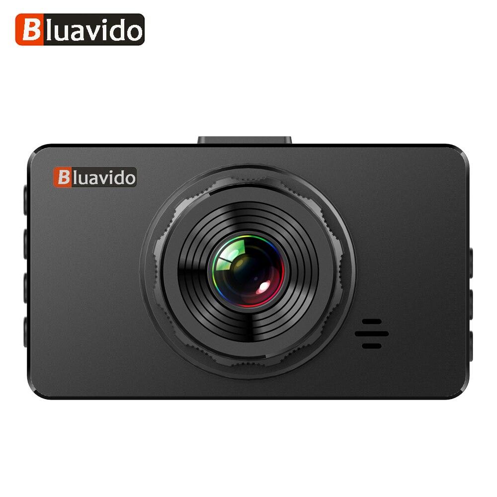 Bluavido Car Dvr Dash-Camera Registrator Video-Recorder Night-Vision Full-Hd 1080P 3inch