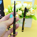 high quality eyeliner with brush brush Comb Metal Upscale Eyeliner Women Eye Beauty Pen
