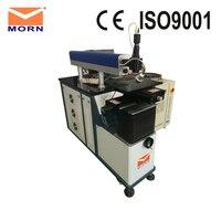200W laser welding machine for jewelry pulse spot CNC metal welder machine made in China