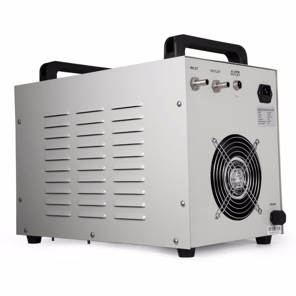 Industrielle Wasserkühler für CNC/Laser Engraver Kühlung Maschine CW3000