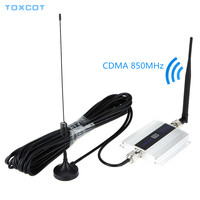 2G 3G 850mhz Mobile Phone Signal Booster 2G 3G Cell Phone Signal Booster Repeater Cellular Signal