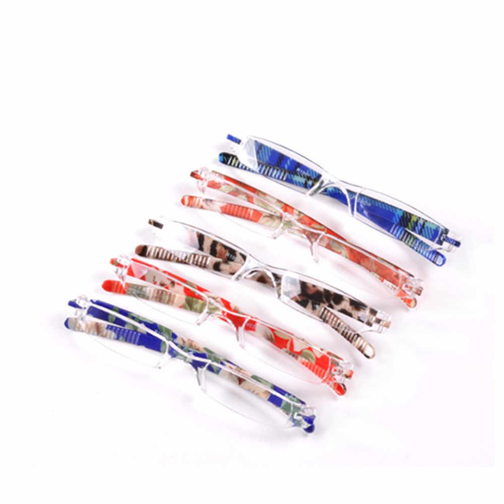 d4d8d84009f Detail Feedback Questions about Ultraportability Female Prints Polar Pen  Portable Reading Glasses Pens Tube Case Resin Small Frame Folding Eyeglasses  M01 on ...