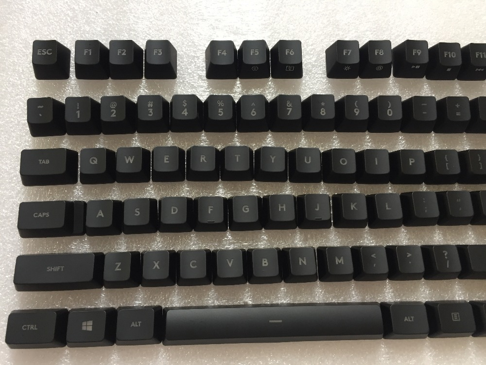 Logitech G512 original light transmitting keycap