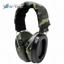 Z Tactical Noise Reduction Headset Tactical Headsets Shooting Hunting Headset Headphone Ear Cover Accessories
