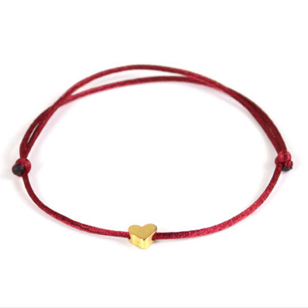 จีน Feng Shui Lucky สร้อยข้อมือสีแดง Pixiu Gold สีทิเบตพุทธ Knots Charm ปรับสร้อยข้อมือสำหรับผู้ชายผู้หญิง