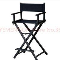 Алюминий Frame визажист директор стул складные Мебель Легкий Портативный складной директор макияж стул 5 шт.