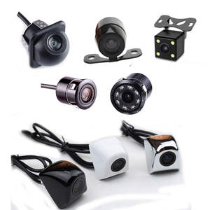 BYNCG 170 Degree HD Video Car Rear View Camera 4 LED Night Vision Reversing Auto